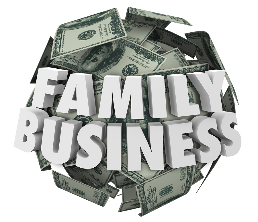 5 rules when working with family members