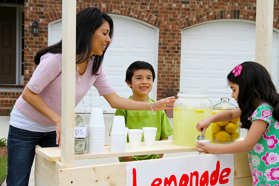 Raising your child to be a business leader